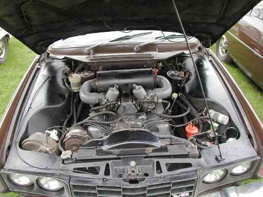 Enterprise Cars For Sale >> IWEMA enterprise, Rover P6 3.5L V8 on LPG